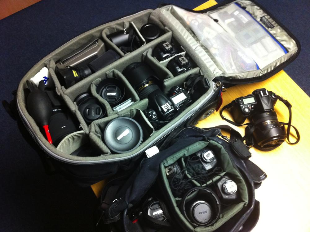 Equipment zur Hochzeitsemotionen.de Fotoreportage