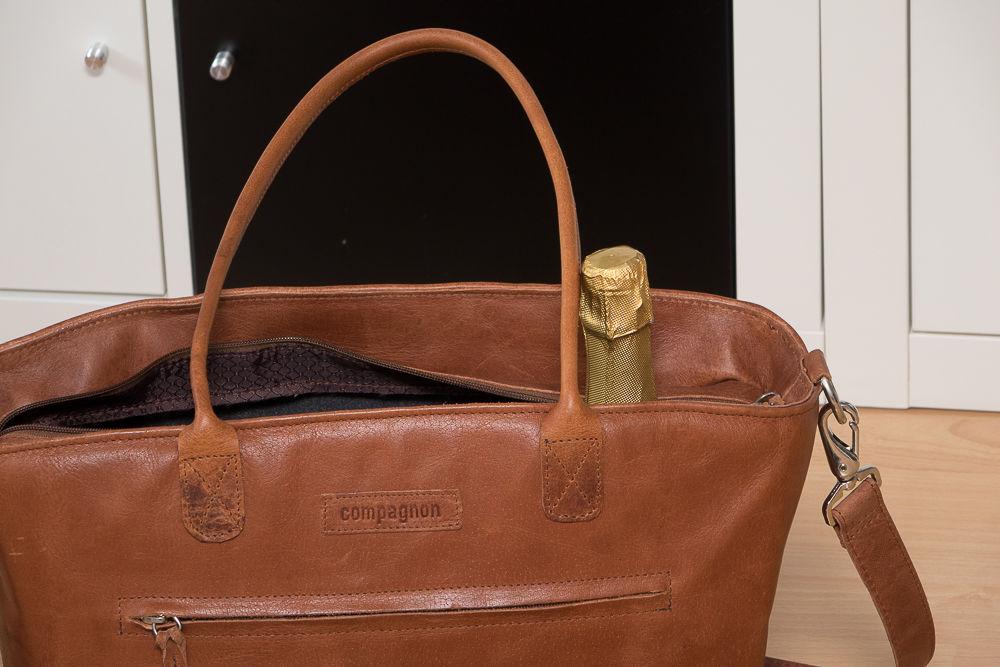 Frauenmeinung zur Frauentasche – The Unique von Compagnon