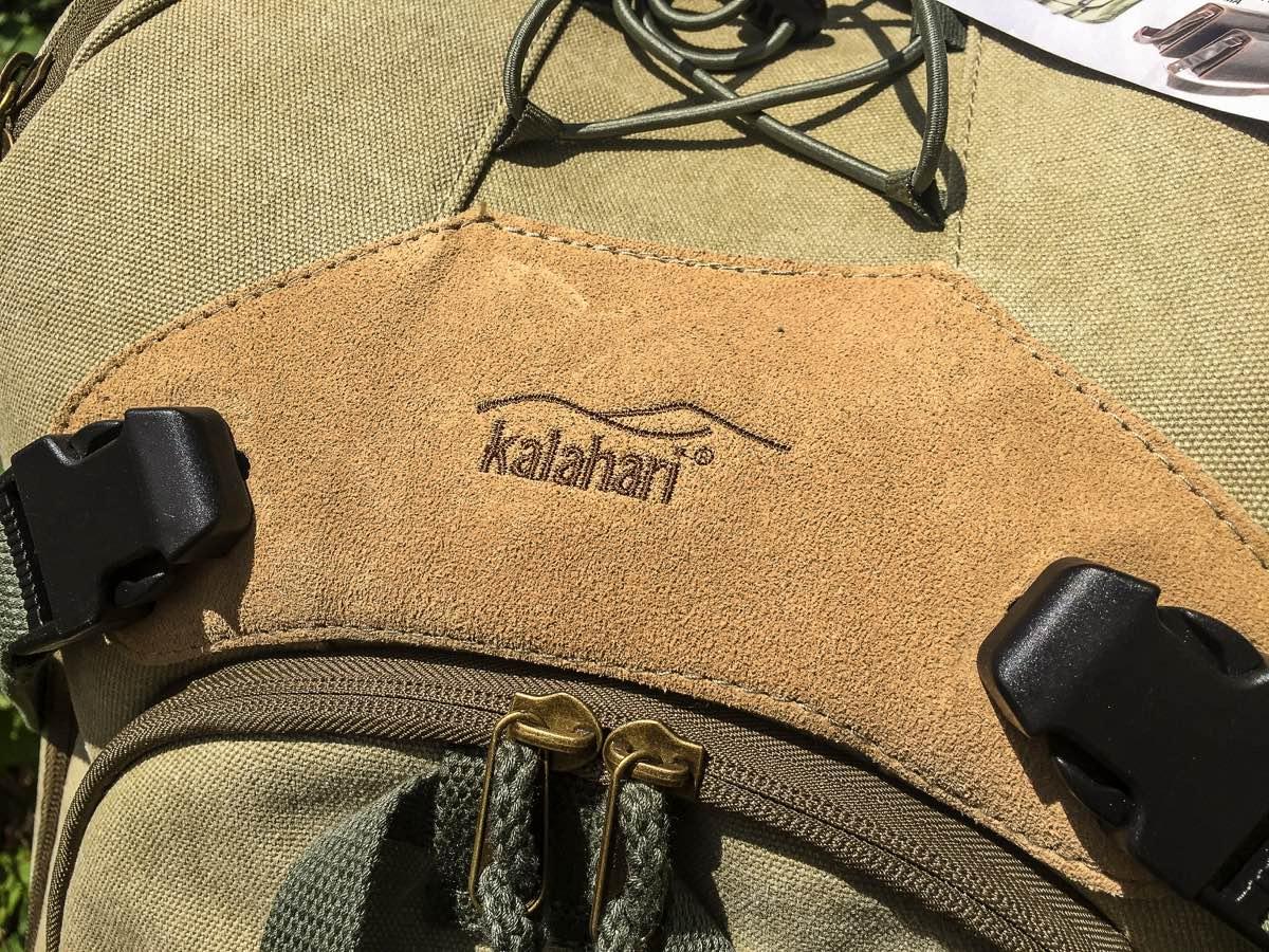 Der kalahari KAPAGO K-71 in der näheren Betrachtung