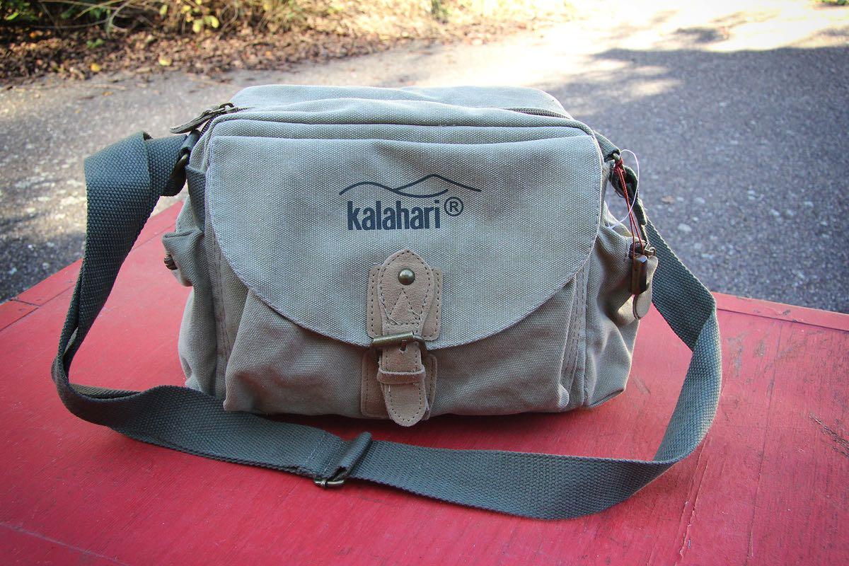 Henrik hat sich die Kalahari K-41i näher angesehen