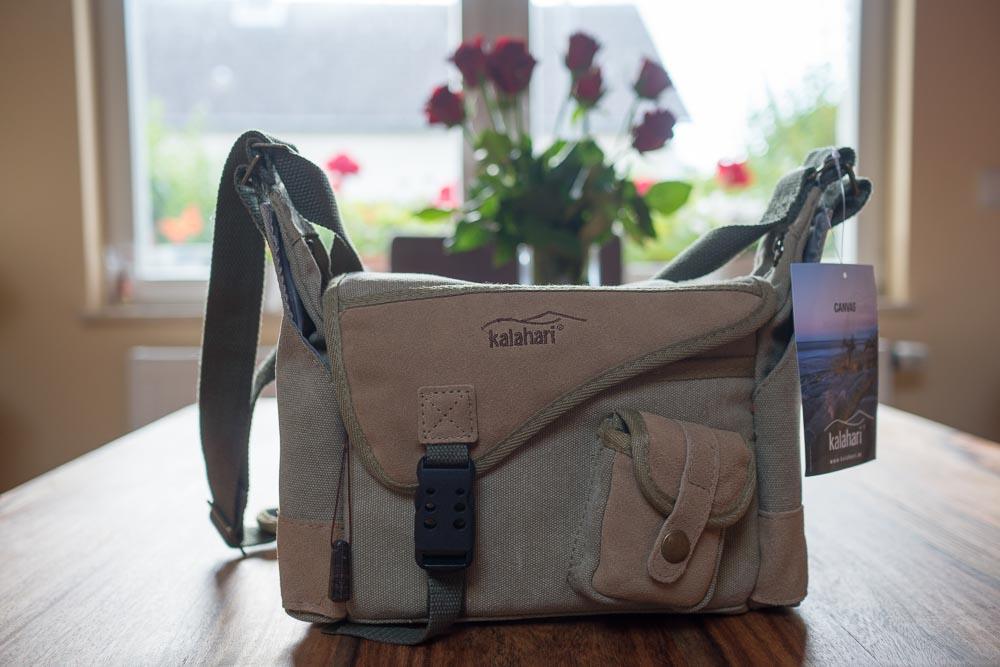 Kalahari KAPAKO K-30 Fototasche von Uwe näher angesehen – ein echter Praxisbezug!