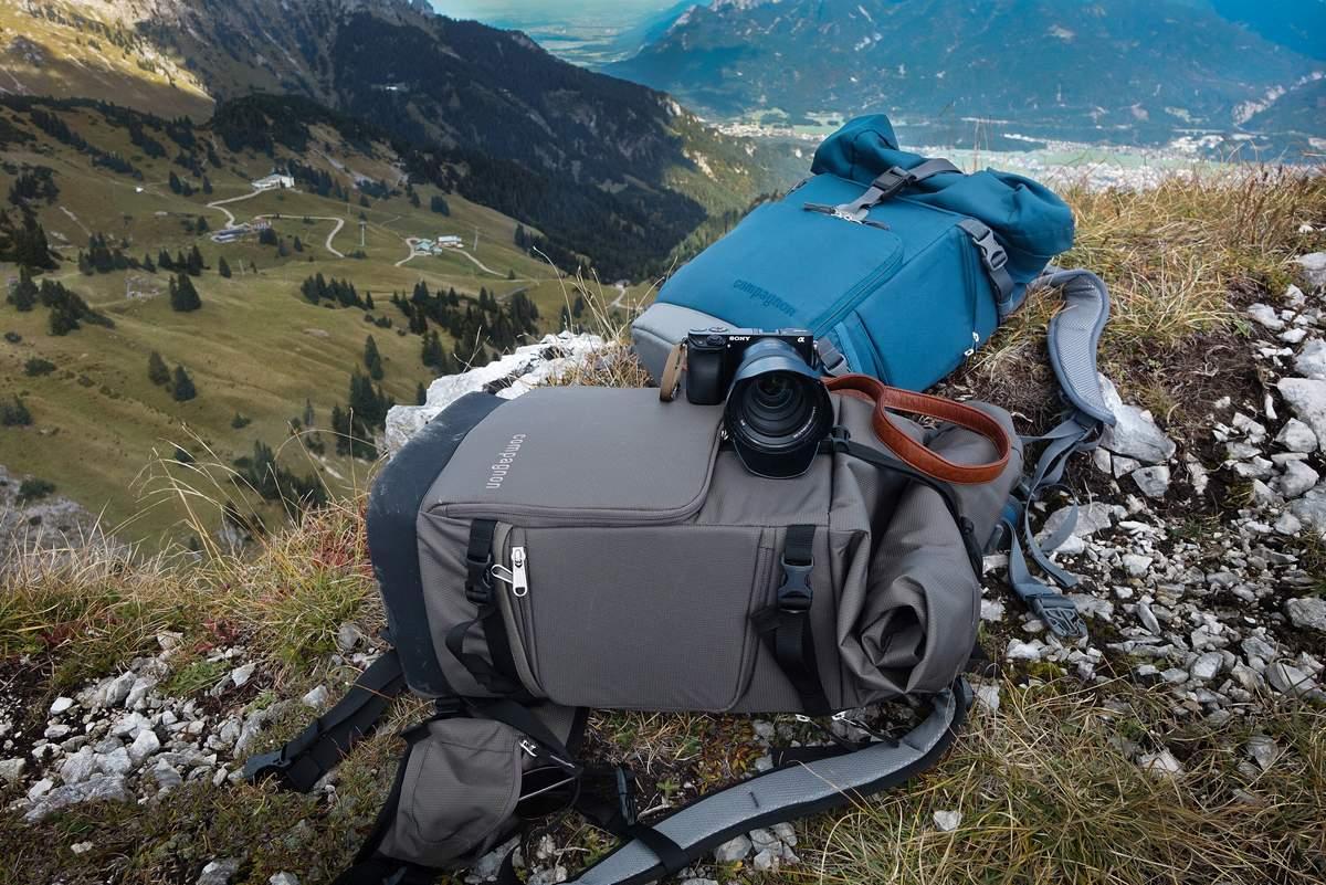 Neue Wege gehen um auf dem eigenen Weg zu bleiben – der neue Compagnon Explorer Backpack