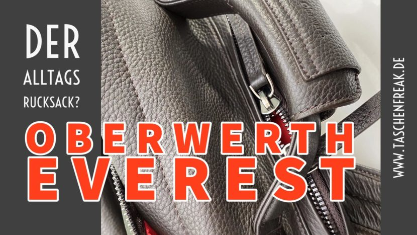 Taschenfreak - Oberwerth EVEREST - Made in Germany