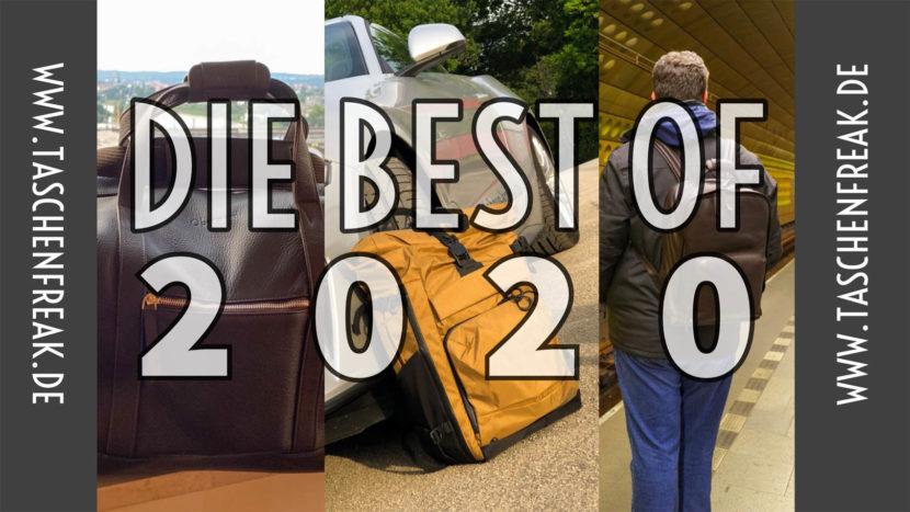 TOP 3 aus 2020 - Taschenfreak