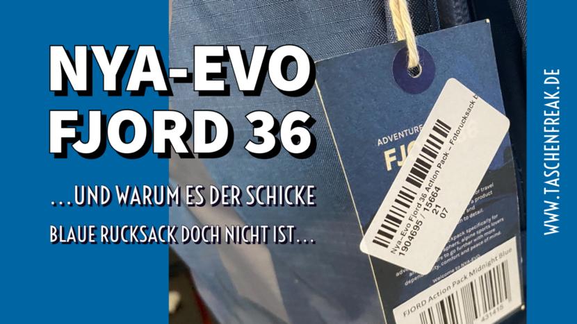 Taschenfreak Nya Evo Fjord 36