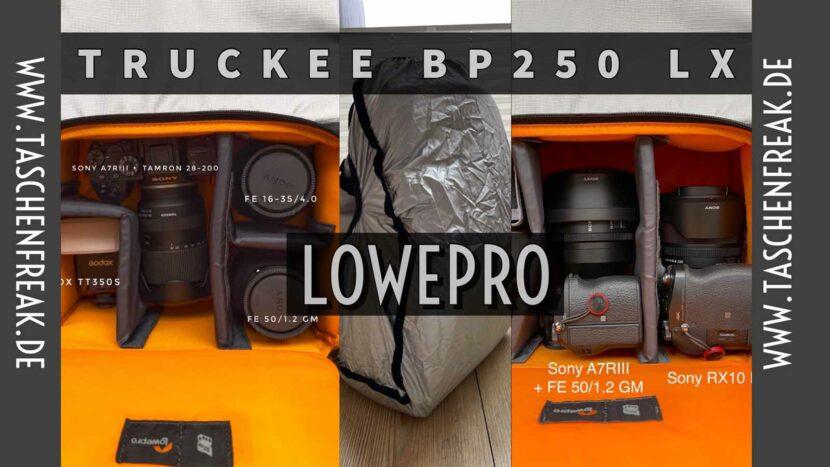 Lowepro Truckee BP 250 LX